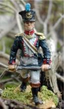 Officier Art Miniaturen par Stéphane Brunet