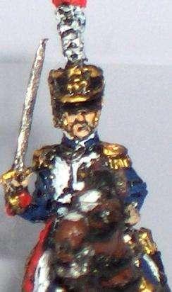 Officier d'Infanterie Française JS72/0283