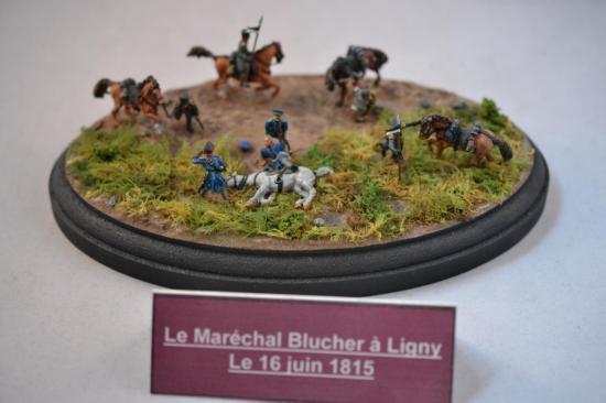 JS72/0367 Maréchal BLÜCHER à Ligny