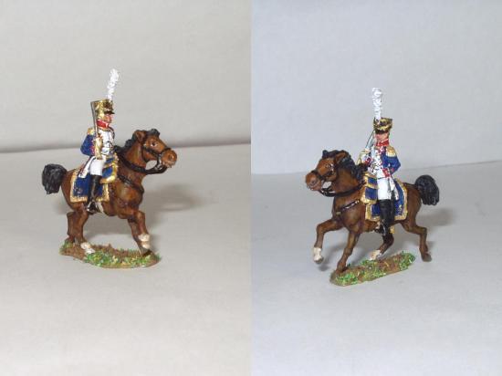 Officier Supérieur à cheval