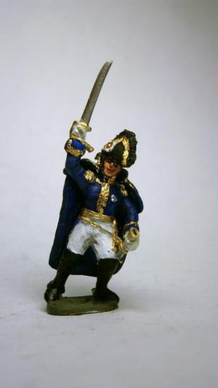 Général Delzons au 1/72ème Réf MC002