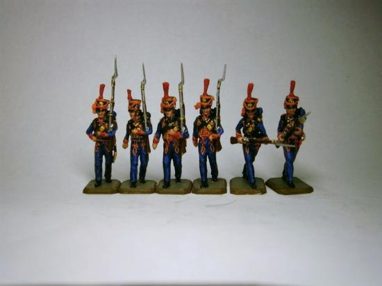 Marin de la Garde Impériale 1/72 Franznap