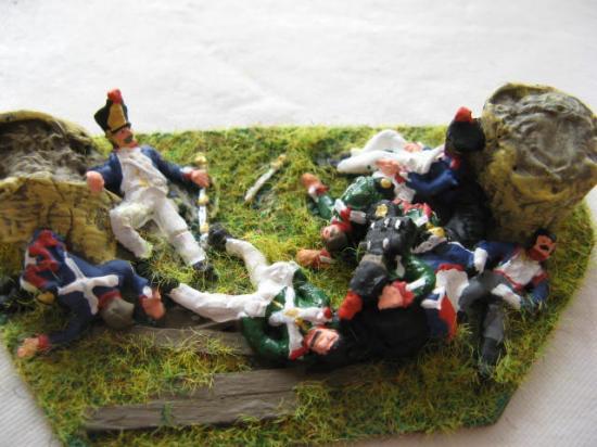 SPYK -04 - BEREZINA 1812. SCENES TRAGIQUES DE LA RETRAITE DE RUSSIE